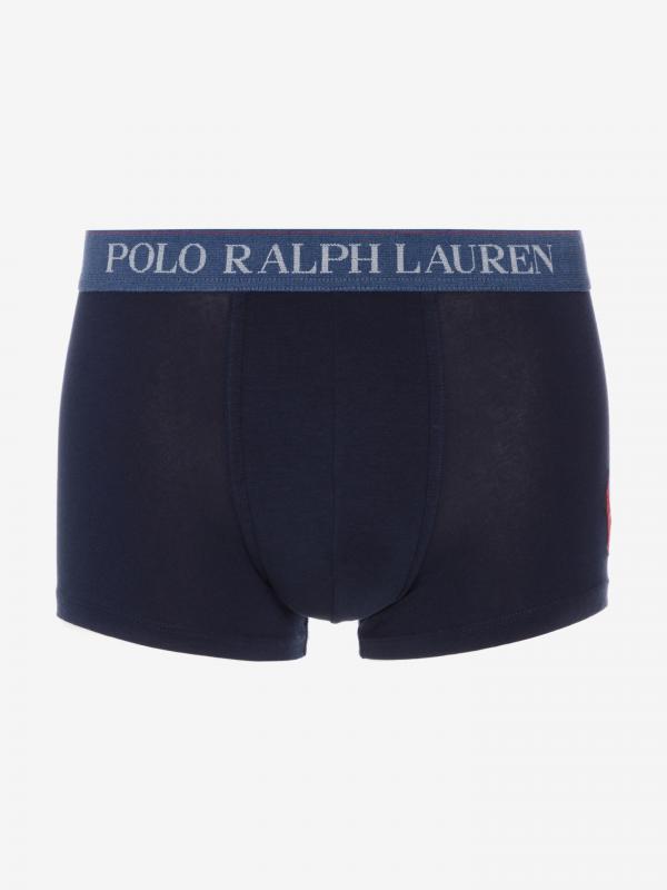 Boxerky Polo Ralph Lauren Modrá
