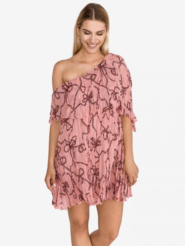 Agave Šaty Pinko Růžová