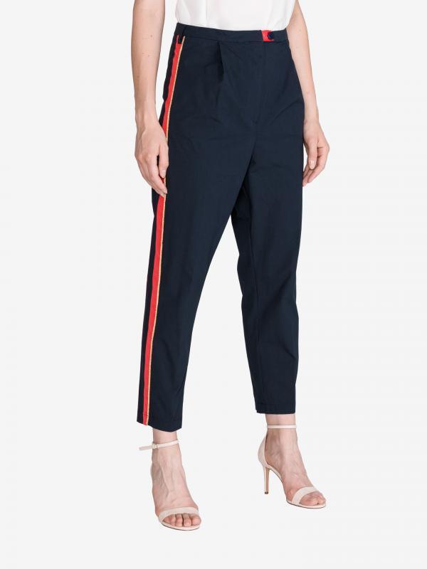 Rubye 1 Kalhoty Pinko Modrá