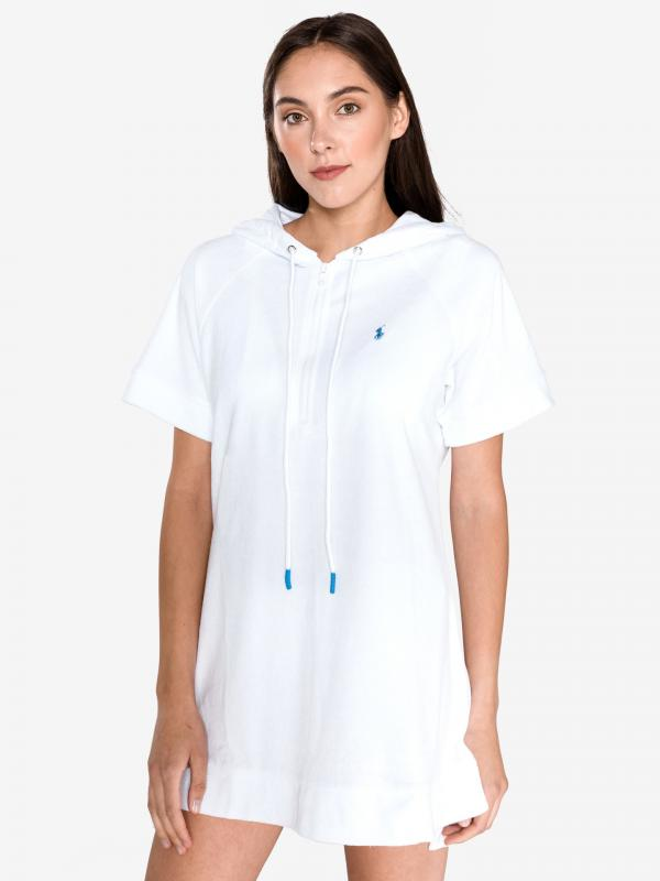 Šaty Polo Ralph Lauren Bílá
