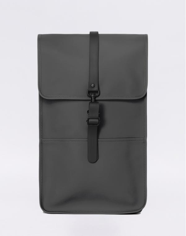 Rains Backpack 18 Charcoal