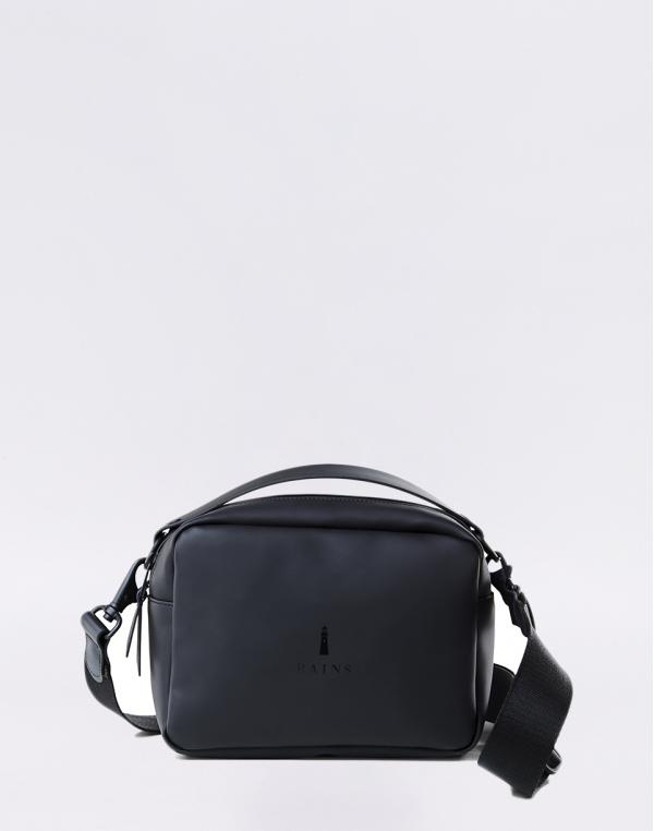 Rains Box Bag 01 Black