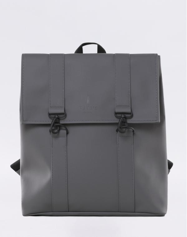 Rains Msn Bag 18 Charcoal