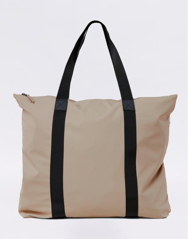 Rains Tote Bag 35 Beige