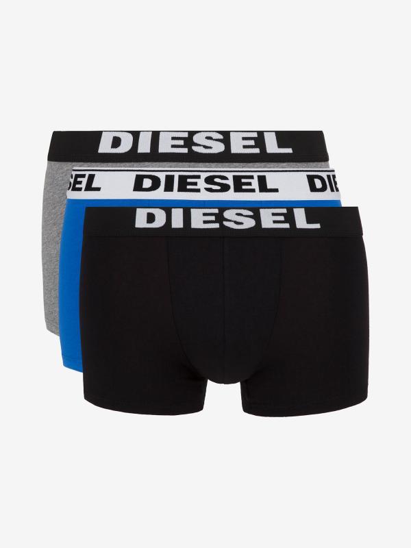 Boxerky Diesel Umbx-Korythreepack Boxer 3Pack Barevná
