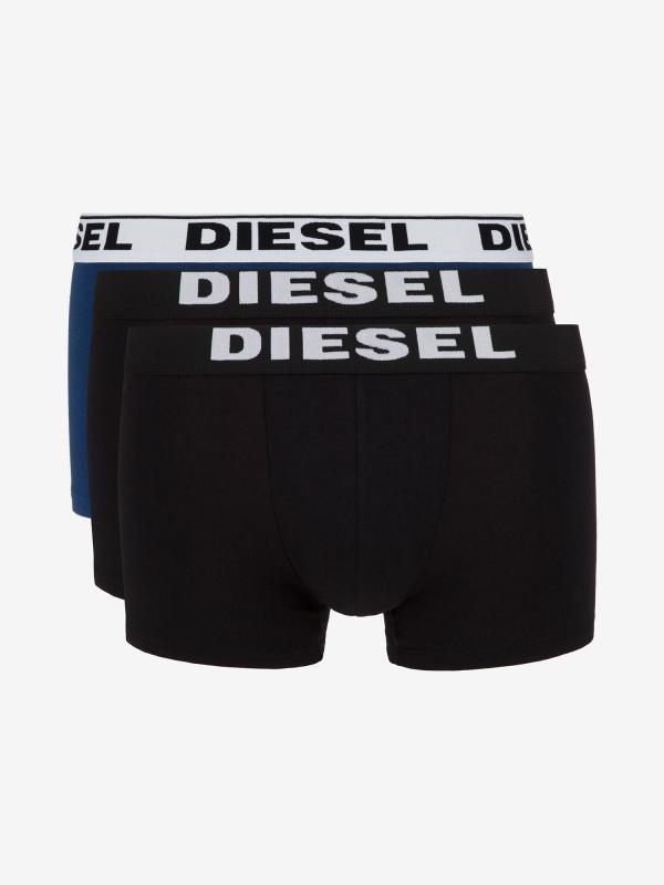 Boxerky Diesel Umbx-Roccothreepack Boxer 3Pack Barevná