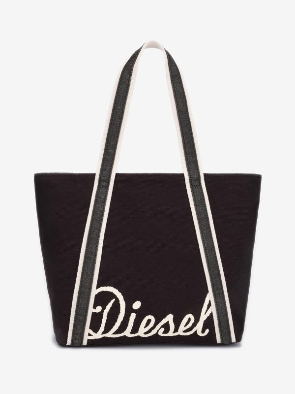 Taška Diesel Canvas Jp Canvas Bag Jp L Barevná