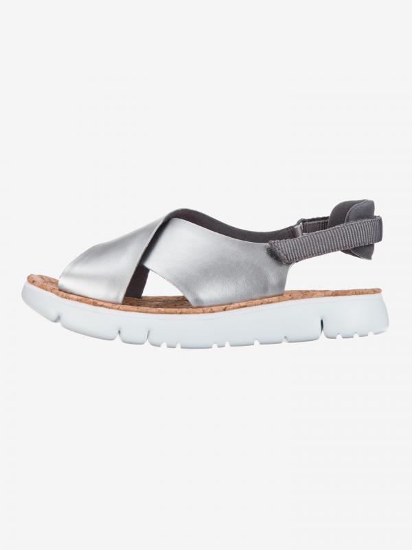Oruga Sandále Camper Bílá