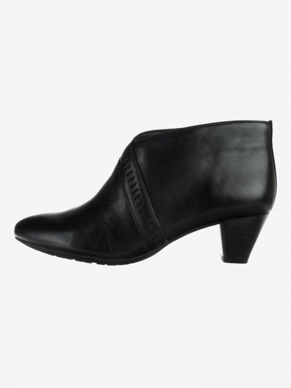 Denny Frances Kotníková obuv Clarks Černá