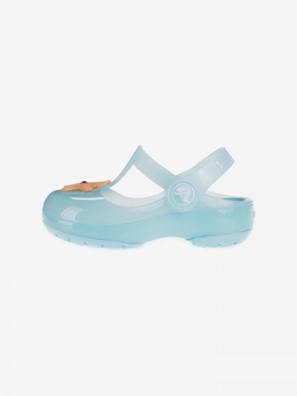 Isabella Clog Sandále dětské Crocs Modrá