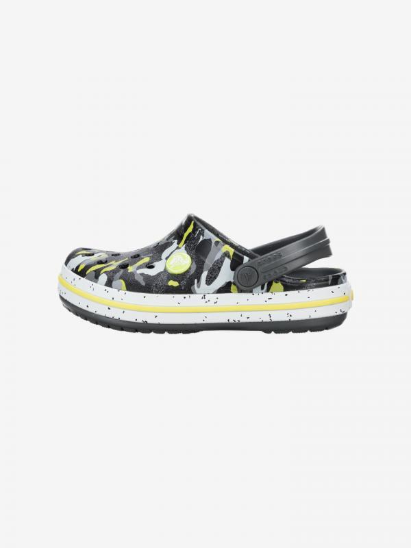 Crocband™ Clog Crocs dětské Crocs Černá