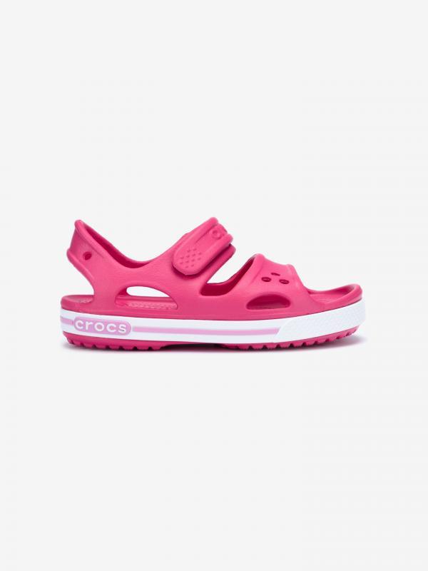 Crocband™ II Sandále dětské Crocs Růžová