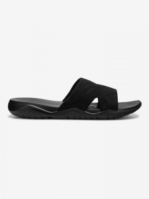 Swiftwater™ Pantofle Crocs Černá