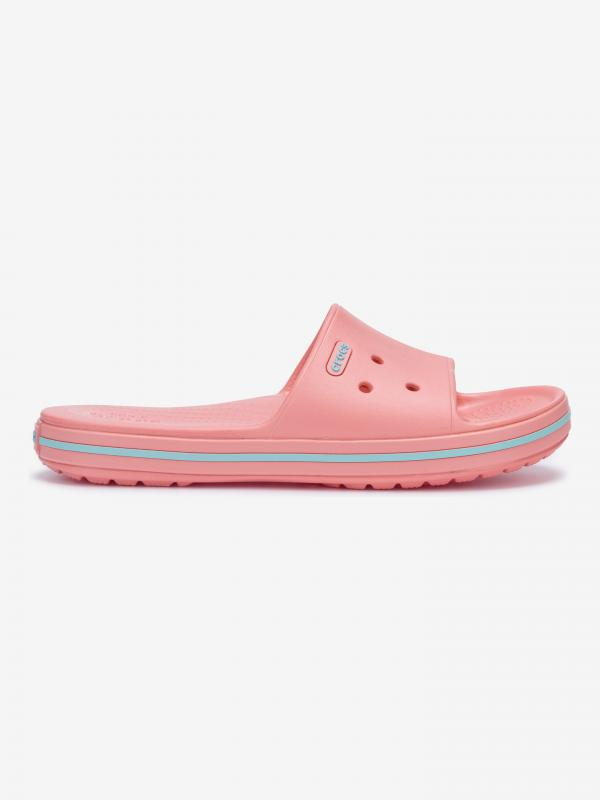 Crocband III Pantofle Crocs Růžová