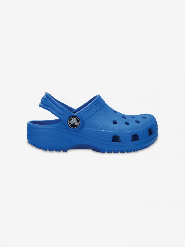 Classic Clog Crocs dětské Crocs Modrá