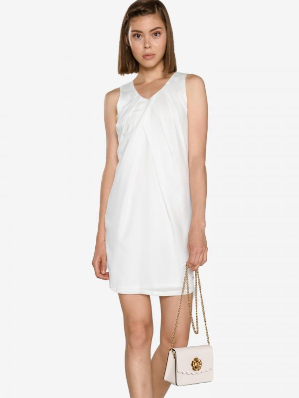 Šaty Fracomina Bílá