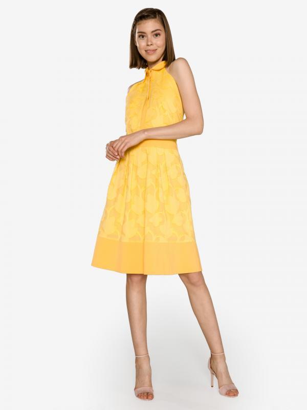 Šaty Fracomina Žlutá
