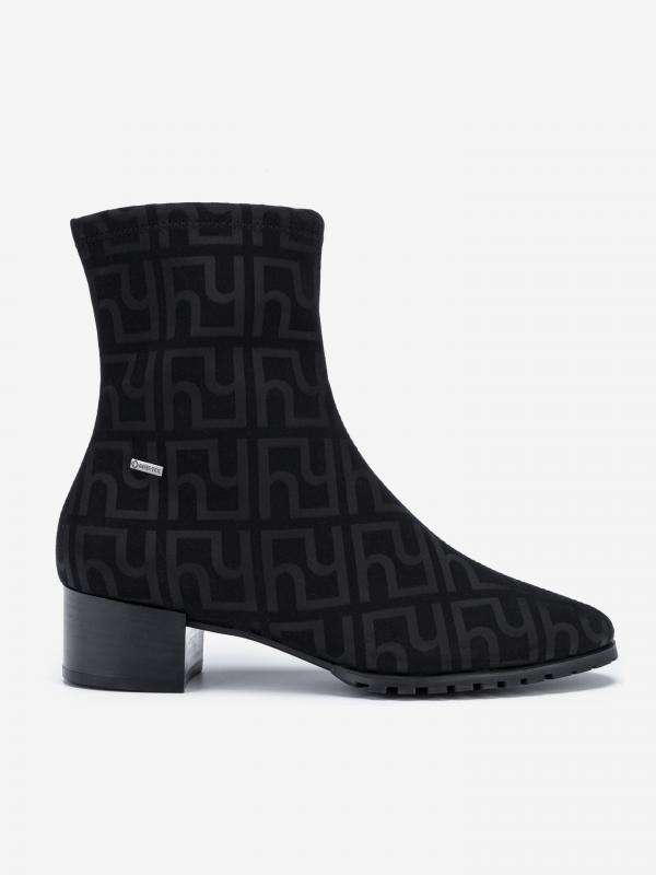 Kotníková obuv Högl Černá