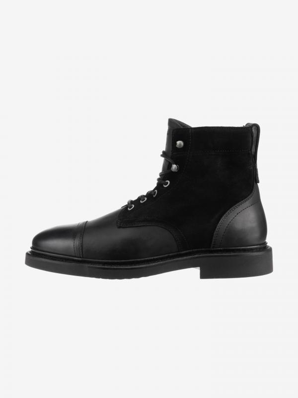 Kotníková obuv Marc O'Polo Černá