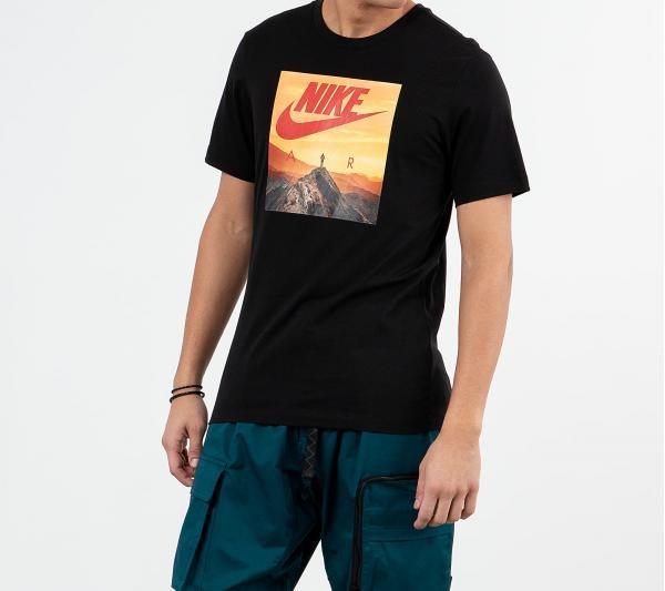 Nike Sportswear Nike Air Photo Tee Black
