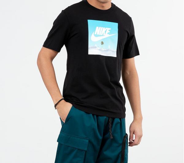 Nike Sportswear Photo Tee Black
