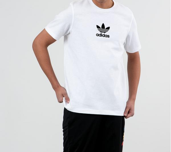 adidas Adicolor Premium Tee White