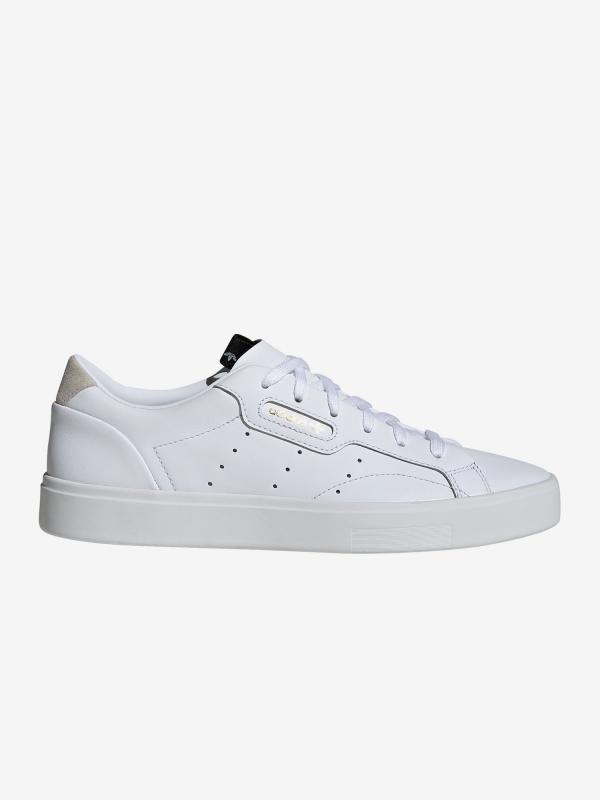 Boty adidas Originals Sleek W Bílá