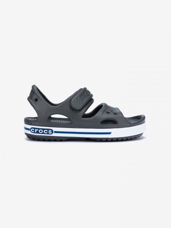 Crocband™ II Sandále dětské Crocs Šedá