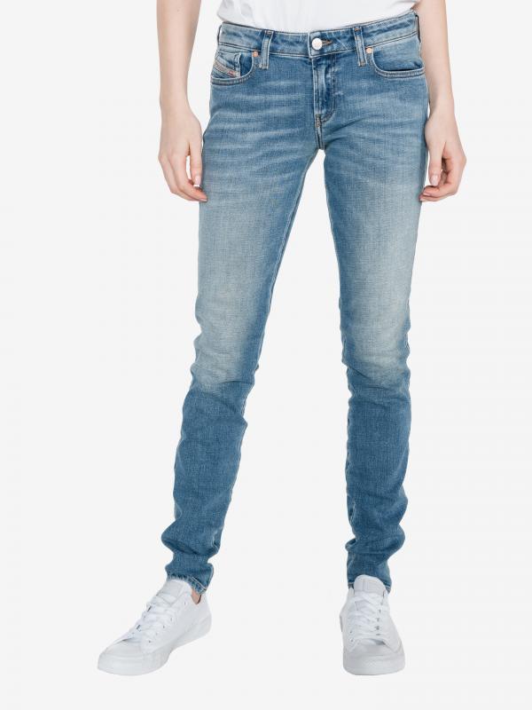 Gracey Jeans Diesel Modrá