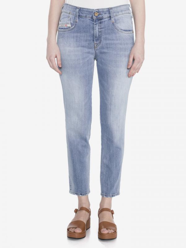 D-Rifty Jeans Diesel Modrá