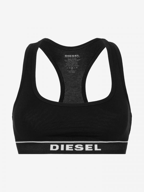 Podprsenka Diesel Černá