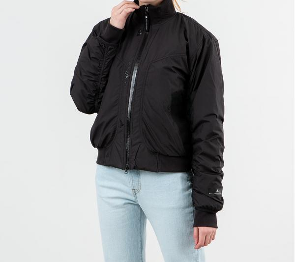adidas x Stella McCartney Bomber Jacket Black