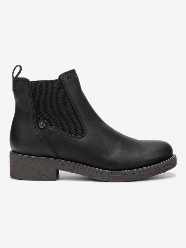 Dormund Kotníková obuv U.S. Polo Assn Černá