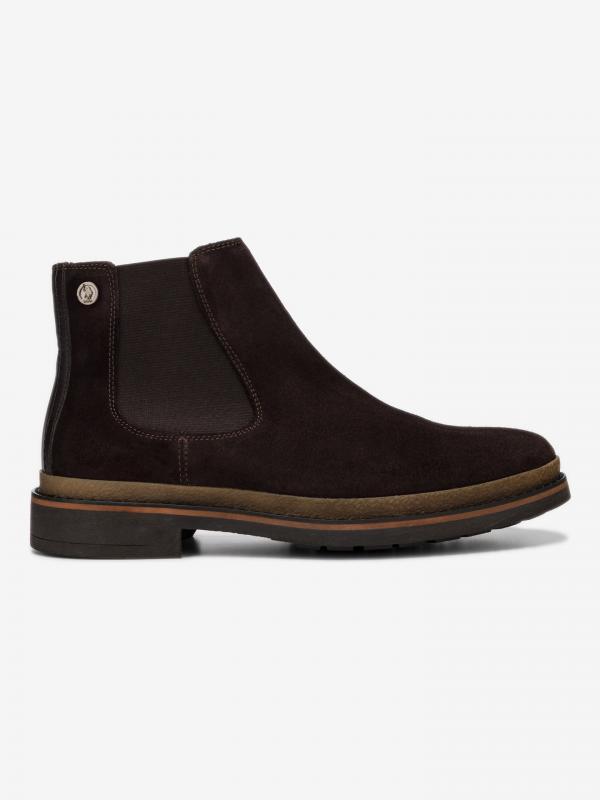 Vistor1 Kotníková obuv U.S. Polo Assn Hnědá