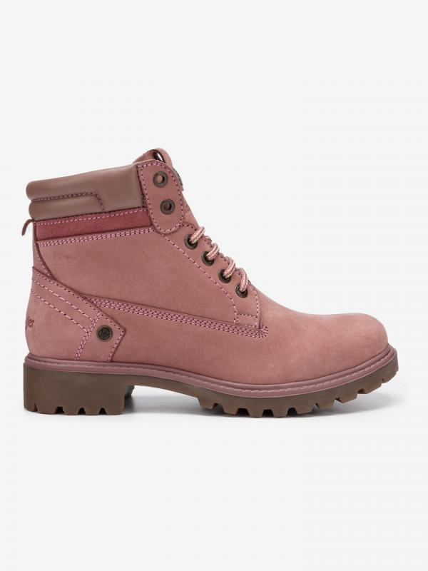 Creek Kotníková obuv Wrangler Růžová