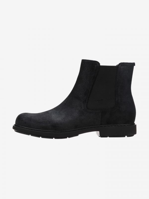 Neuman Kotníková obuv Camper Černá