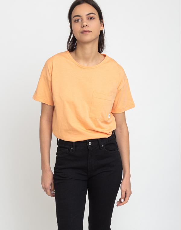 Makia Dusk T-Shirt Peach S