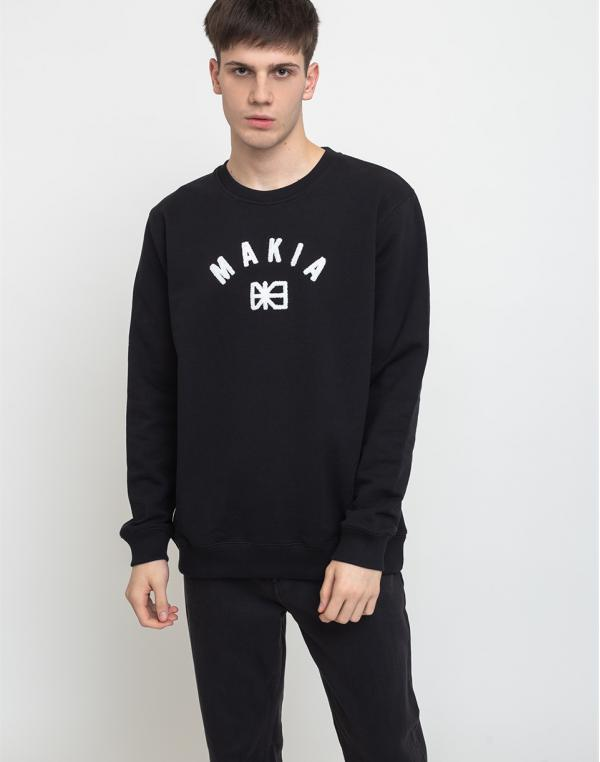 Makia Brand Sweatshirt Black S