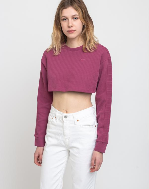 Nike Sportswear Top Mulberry Rose/Mulberry Rose L