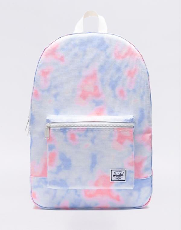 Herschel Supply Daypack Tie Dye Print/ Blanc De Blanc