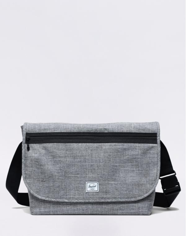 Herschel Supply Grade Raven Crosshatch