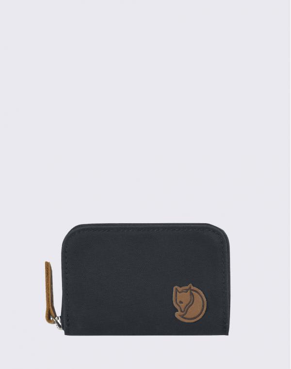 Fjällräven Zip Card Holder 030 Dark Grey
