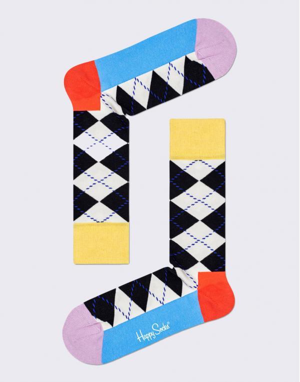 Happy Socks Argyle ARY01-9100 36-40