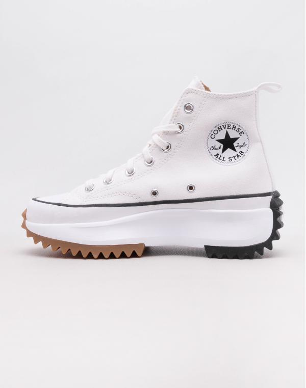Converse Run Star Hike White/ Black/ Gum 39