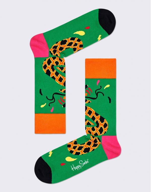 Happy Socks Tropical Snake TRS01-7300 36-40