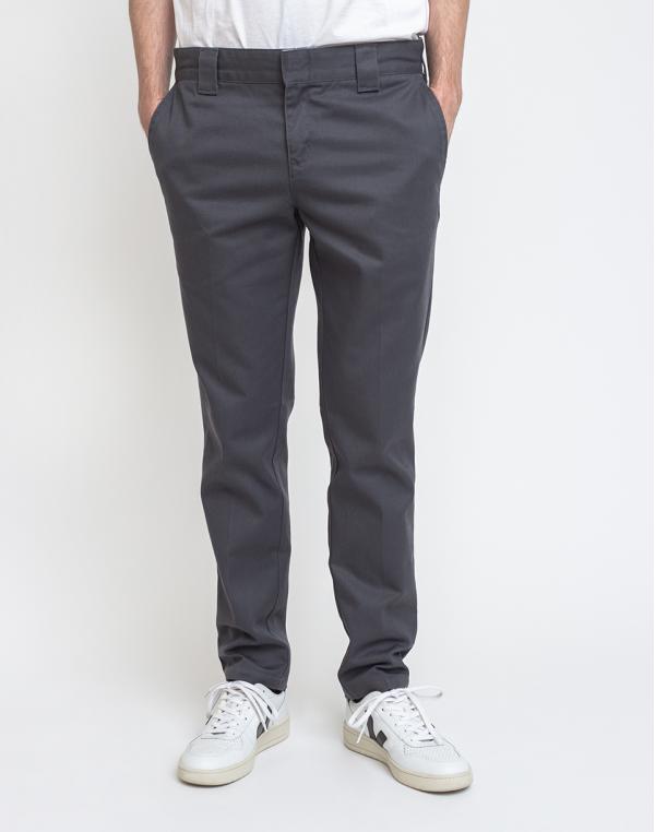 Dickies Slim Fit Work Pant Charcoal Grey W30/L32