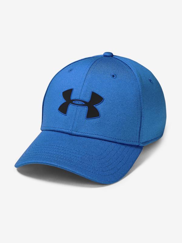 Kšiltovka Under Armour Armour Twist Stretch Cap Modrá