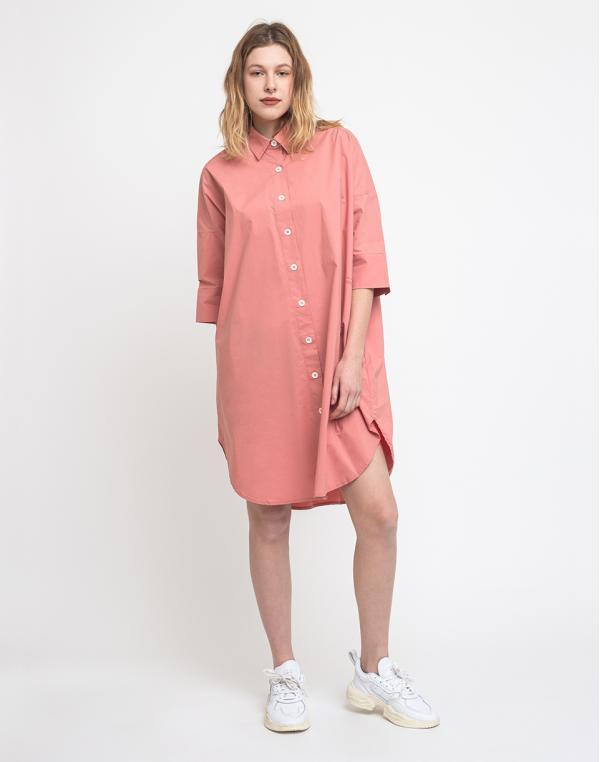 Loreak Dresses Milo Ppplin Soft C-rose S