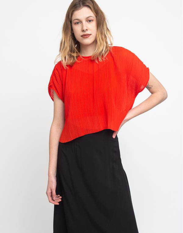 Edited Haven Blouse Red 36