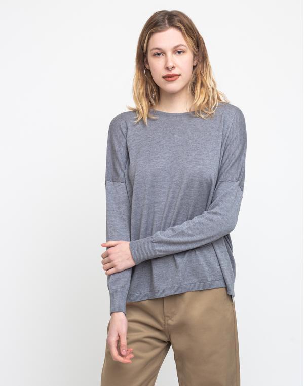 Loreak Knit Clo Realcash C-Heather Grey S